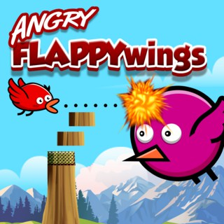 Kızgın Flappy Wings
