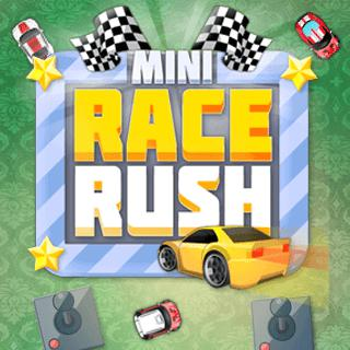 Mini racing rush