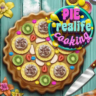 Pie Cooking Realif