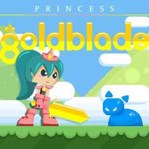 Princess Goldbla and Dangerous Water