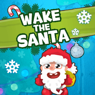 wake up Santa Claus