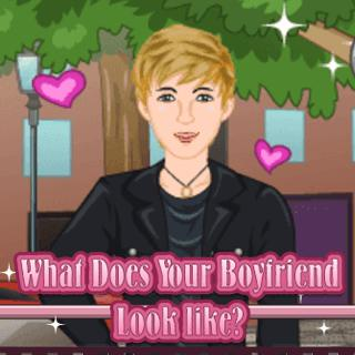 It looks like your boyfriend?