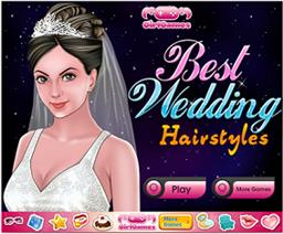 Wedding ve Hairstyles