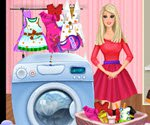 Barbie Laundry