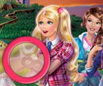 Find Barbie Hidden Numbers