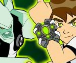 Ben 10 cave drawing