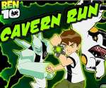 Ben 10 escape from the cave