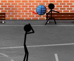 The Stickman basketball