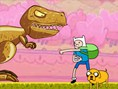 Jake and Finn Crazy Jumping