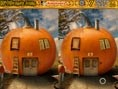 Pumpkin house Differences