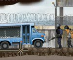 Bus Carrying Prisoners