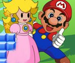 Princess with Mario