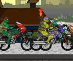 Teenage Mutant Ninja Turtles Motor Racing