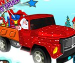 Father Christmas Truck