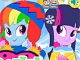 Pony Girls Winter Fashion