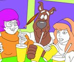 Scooby-Doo and Friends Coloring