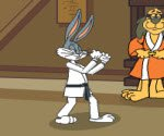 Looney Tunes Karate