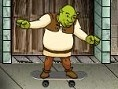 Shrek skateboard