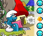 Smurfs Bubble Shooter