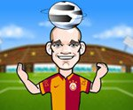 Sneijder Ball Bounce