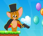 Tom ve Jerry Balon Patlatma