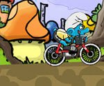 Cute Naughty Bicycle Race