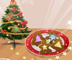 Shaped Christmas Cookie Making