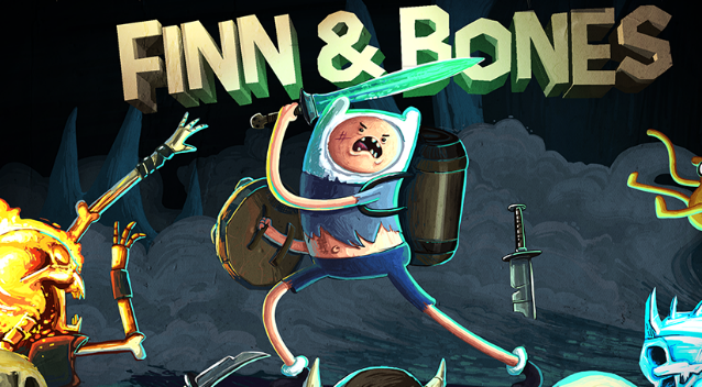 Finn and Bones Süreli Macerası