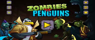 Penguin Zombie Hunter