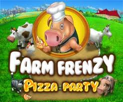 Online farm Pizza Party