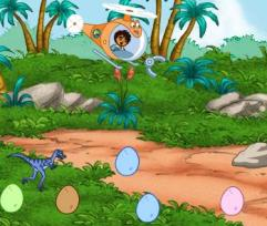 Diego Egg Hunt