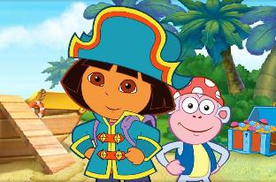 Dora Pirate Ship
