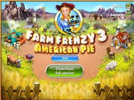 American Pie Farm Frenzy