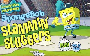 Super baseball: Sponge bob games