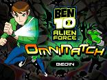 Ben10 Alien Force Omnitriks