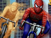 Spiderman BMX